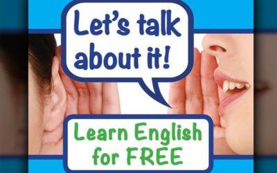 FREE ENGLISH COURSES!?